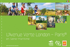 Guide Avenue Verte London - Paris - 2016